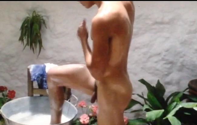 Cesar Vicente nude