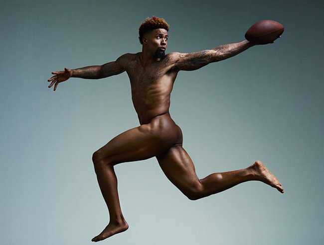 Odell Beckham Nude