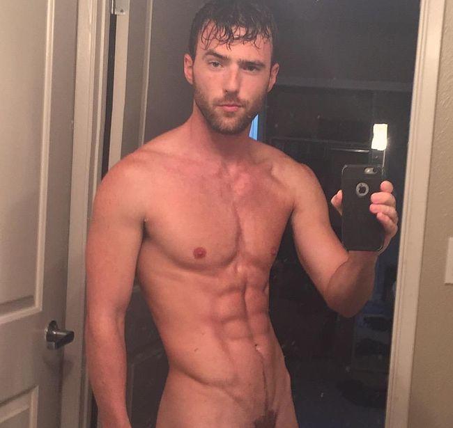 Eric Angelo nude