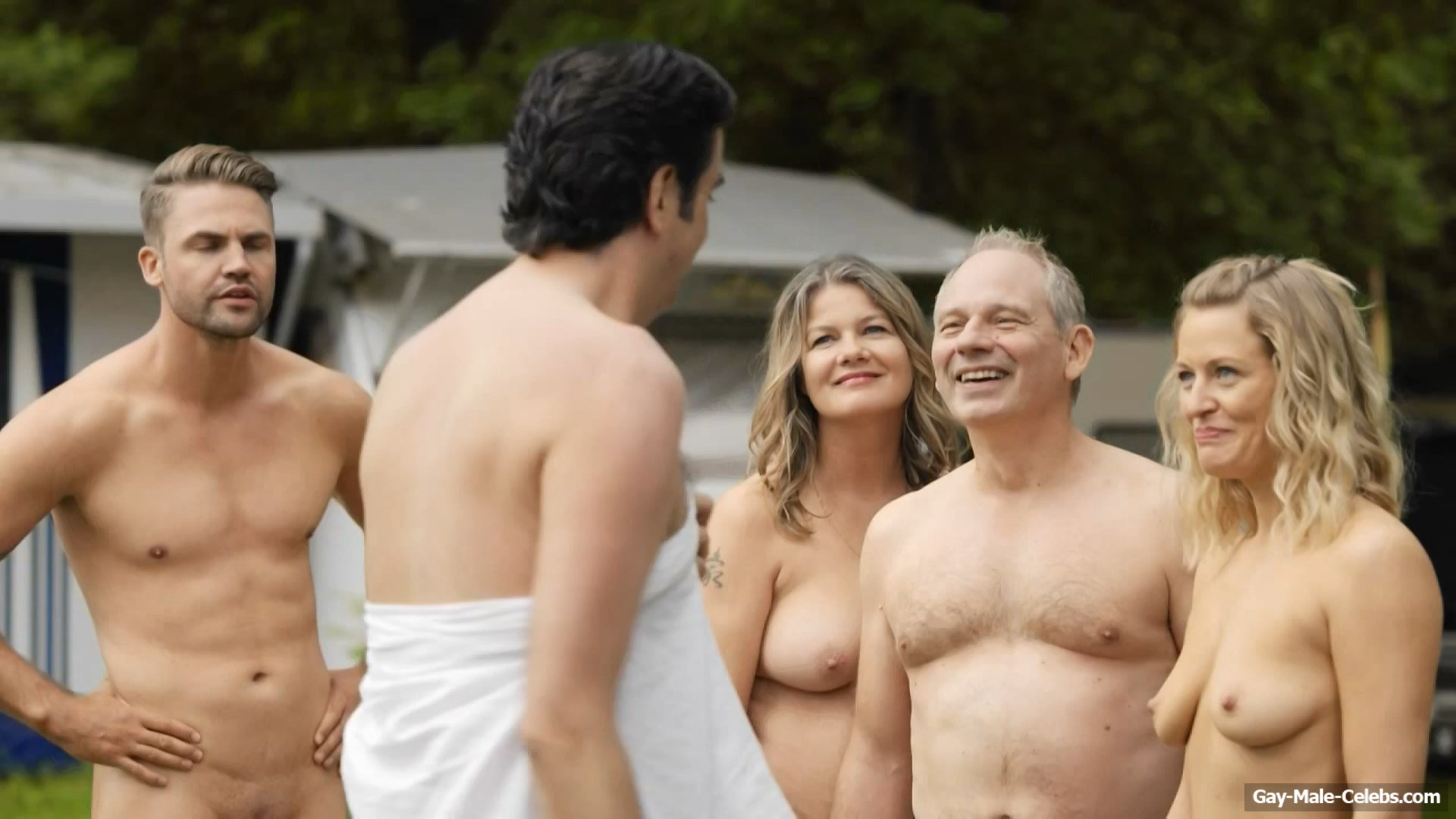 Benjamin Heinrich Frontal Nude In Pastewka (2005 – ) S08E02