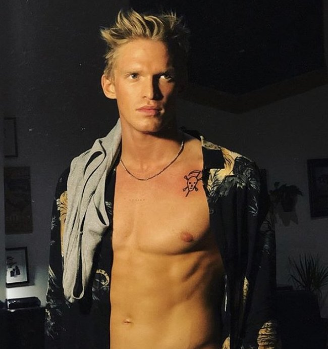 Cody Simpson nude