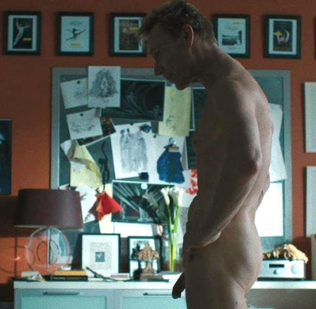 Ben Daniels nude