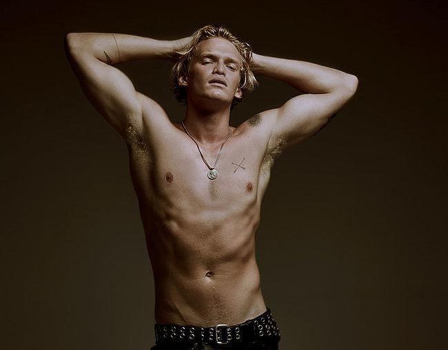 Cody Simpson nude