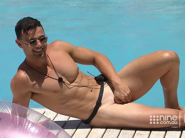 Gerard Majda Nude