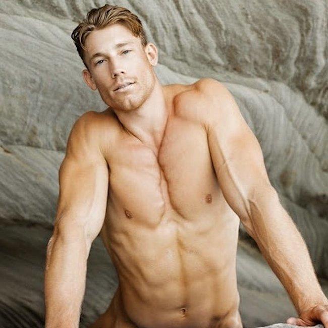 Calum Winsor Naked