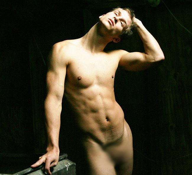 Adam Huber nude