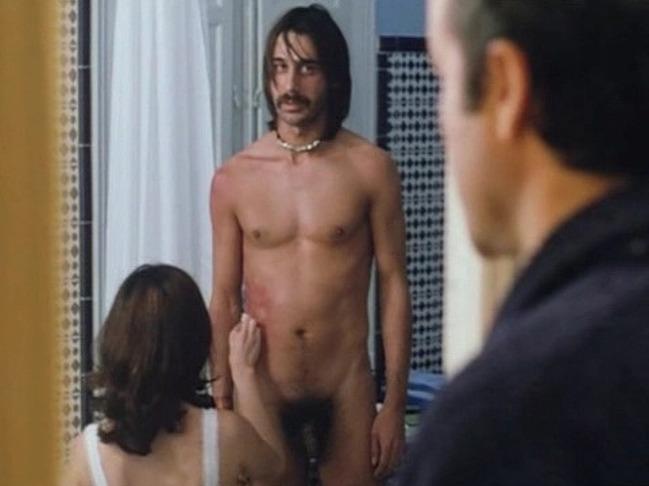 Jordi Molla nude
