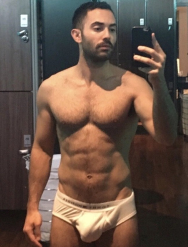 Andy Baraghani Leaked Nude