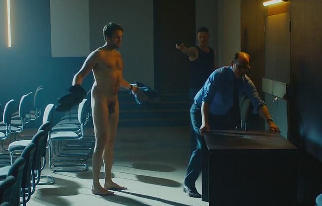 Pierre Kiwitt Nude