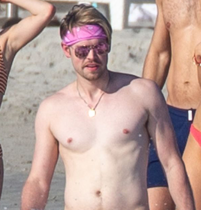 Chord Overstreet nude
