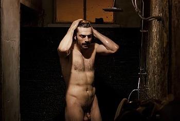 luca argentero naked
