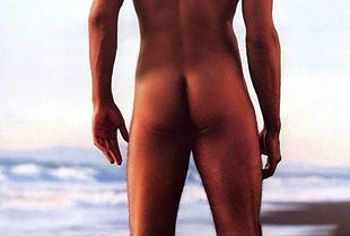 luca argentero nude