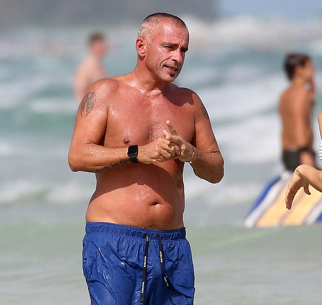 eros ramazzotti shirtless
