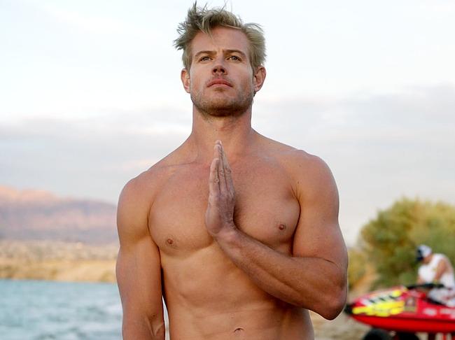 Trevor Donovan nude and gay sex video