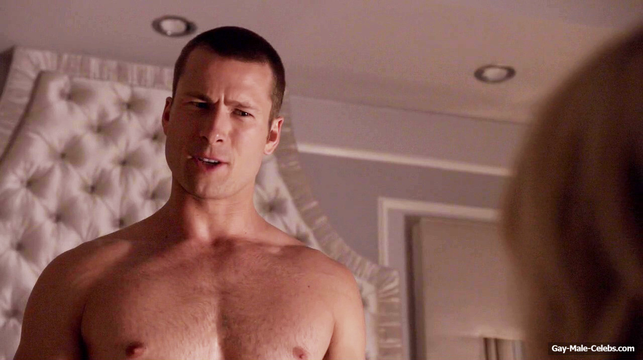 Glen Powell Naked And Sexy Videos Collection