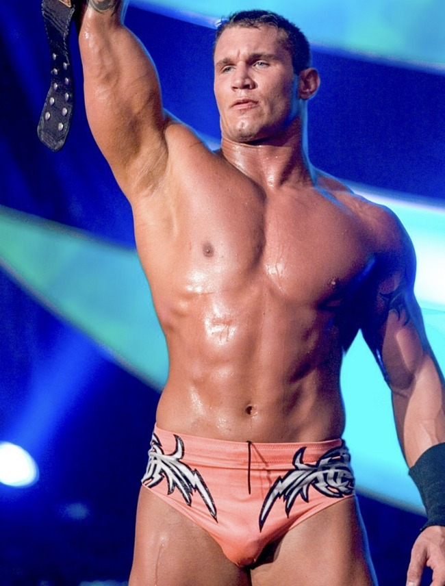 Randy Orton nude cut cock