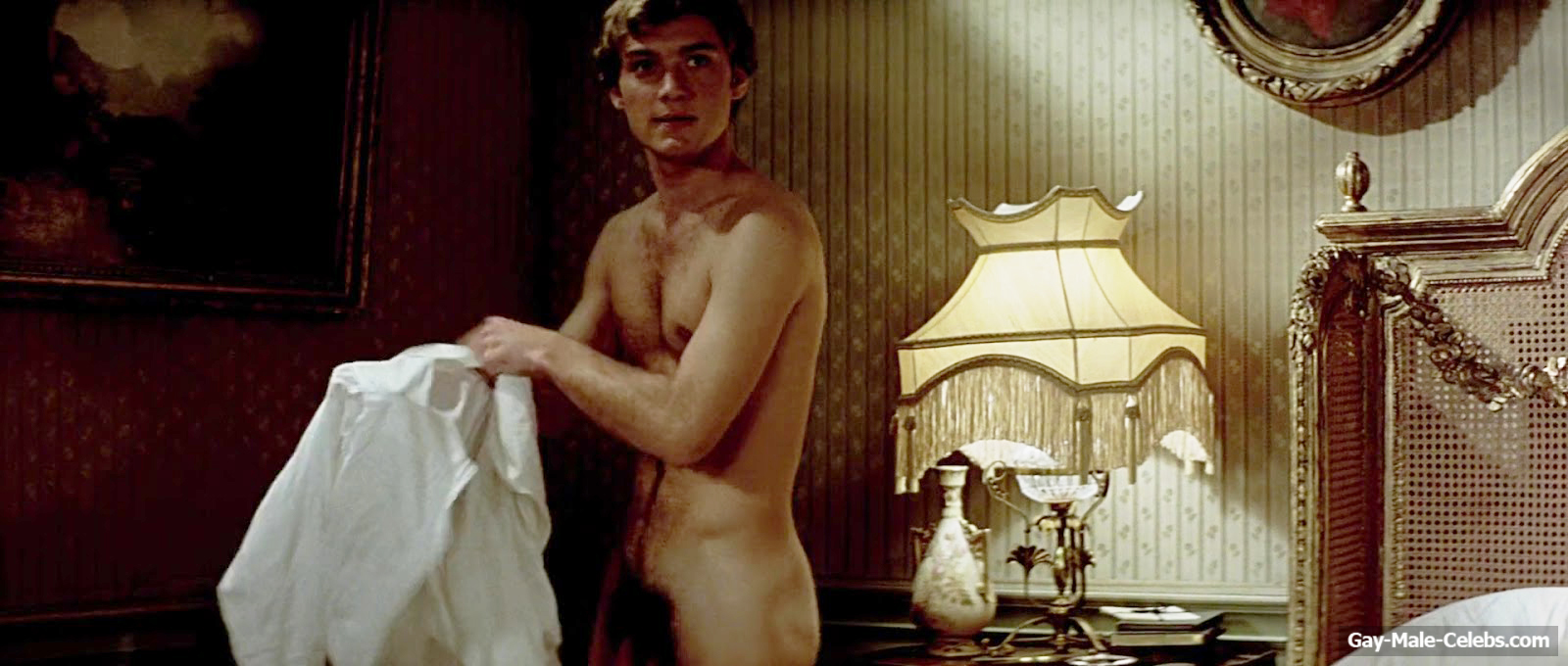 Jude Law Sexy Scene In Immortality