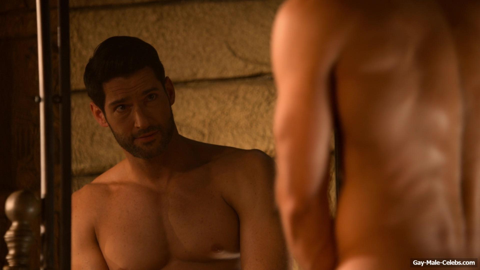 Tom Ellis Nude Hot Nsfw Photo Clips Pics Exposed
