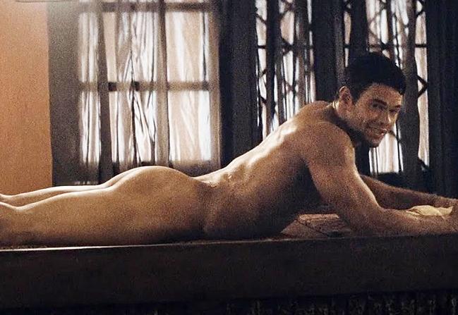 Kellan Lutz nude gay sex