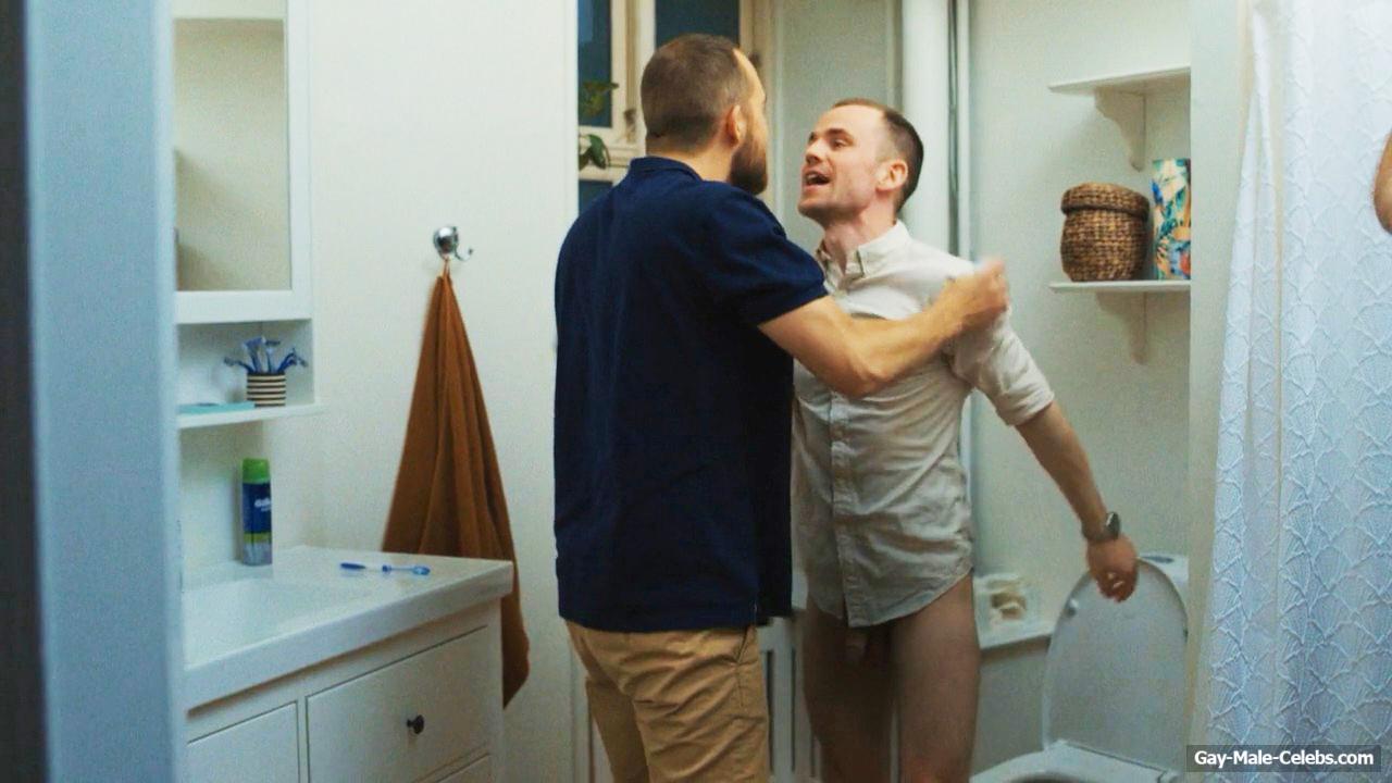Allan Hyde Frontal Nude Scenes from Fars Drenge