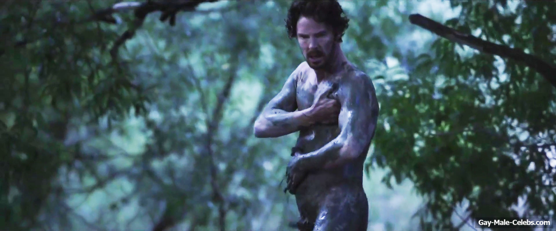 Benedict Cumberbatch Nude Penis in The Power Of The Dog