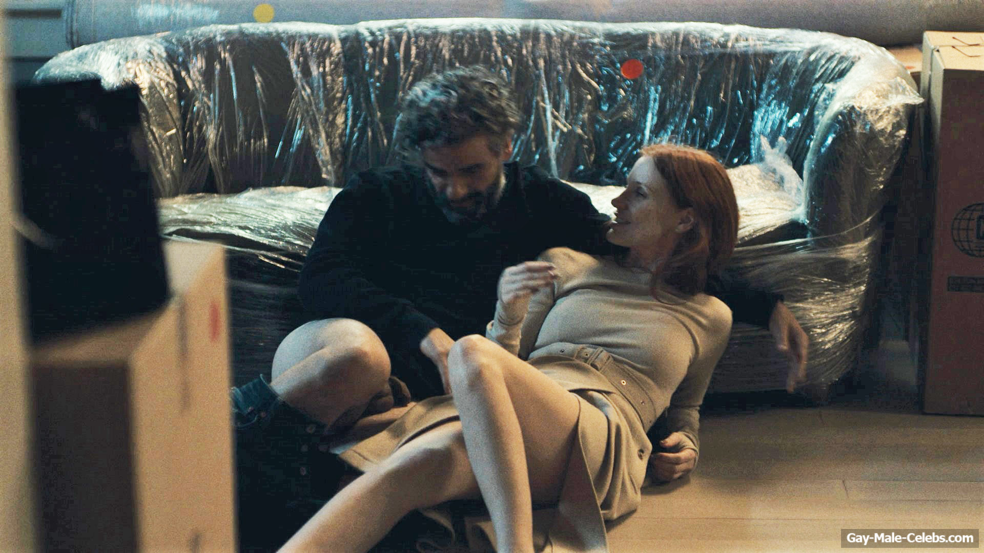 Oscar Isaac Nude Cock and Sex in Scenes from a Marriage